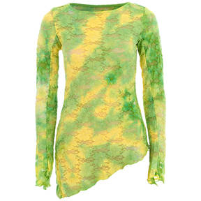 Lime True Colors Top
