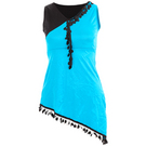 Girls Turquoise Attitude Top : 1046C