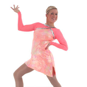 Calypso Skirted Leotard