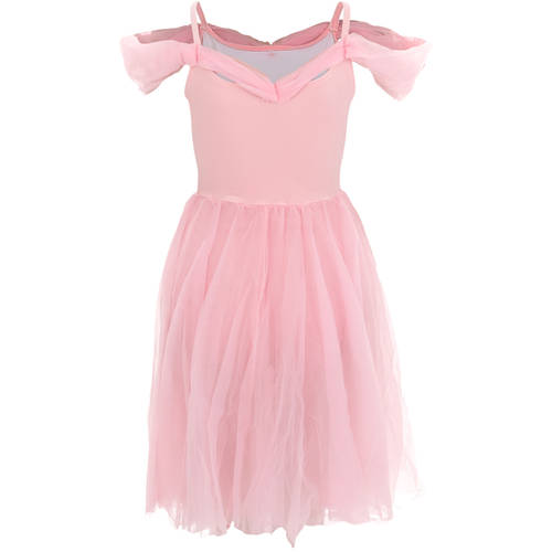 Serenade Skirted Pink Leotard : 1060P