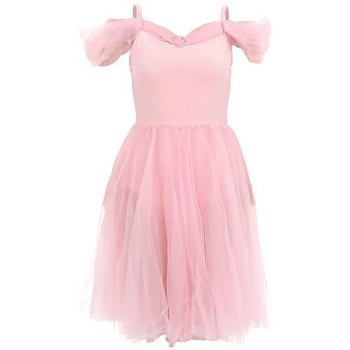 Serenade Skirted Pink Leotard : 1060P
