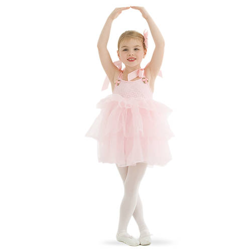 Precious Skirted Leotard : 1075