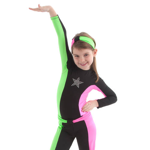 Youth Superstar Leotard : 1275SC
