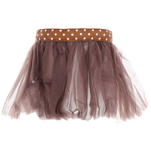 Youth Chocolate Truffle Tutu : 1450