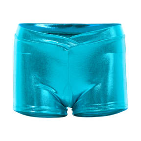 Teal Pocketbook Shorts