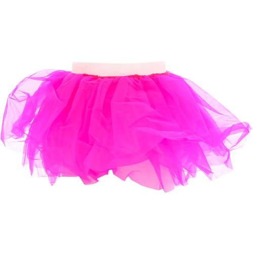 Youth Hot Pink Petticoat Tutu : 1651