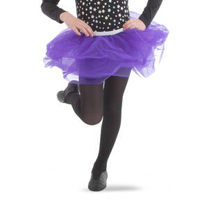 Youth Purple Petticoat Tutu