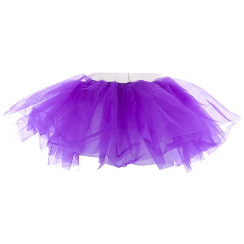 Youth Purple Petticoat Tutu : 1652