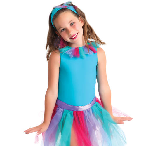 Rainbow Leotard : 1655