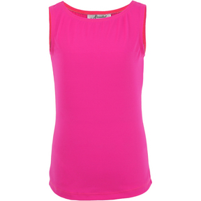 Youth Fuchsia Tank