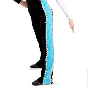 Glitter Swirl Pants