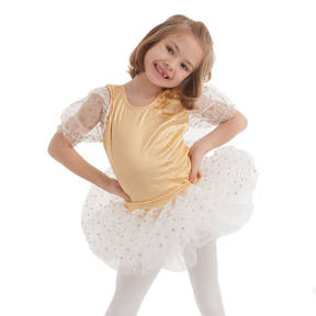 Youth Gold Dust Leotard