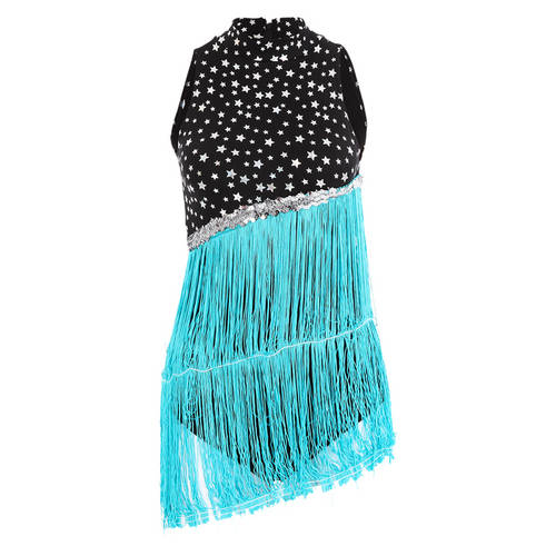 Youth Fringetastic Leotard With Skirt : 885C