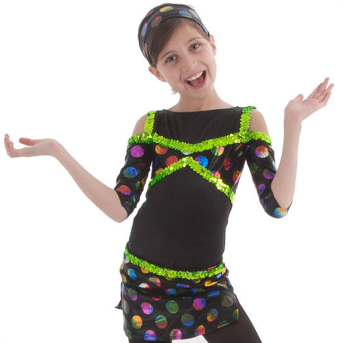 Dancing Dots Leotard : 945