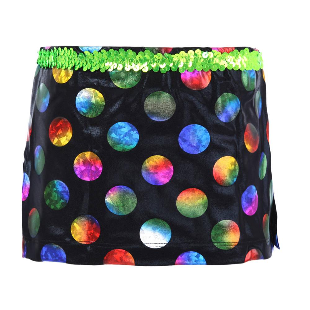 bfc6a97b1 Youth Dancing Dots Skirt: 946C