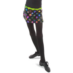 Youth Dancing Dots Skirt