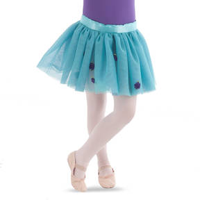 Sweet Mint Flower Tutu