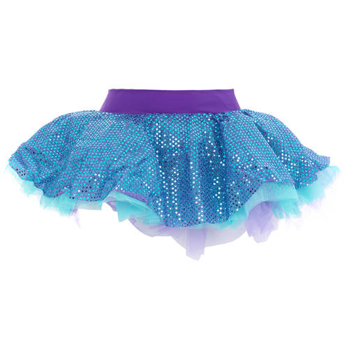 Sweet Mint Sequin Skirt : 992