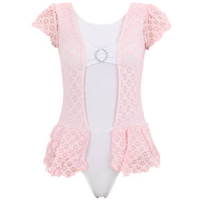 Youth Little Princess Skirted Leotard