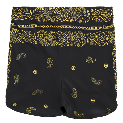 Girls Bandana Hot Short : AC1063C