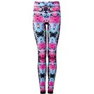 Girls Multi Color Splatter Leggings : AC1068C