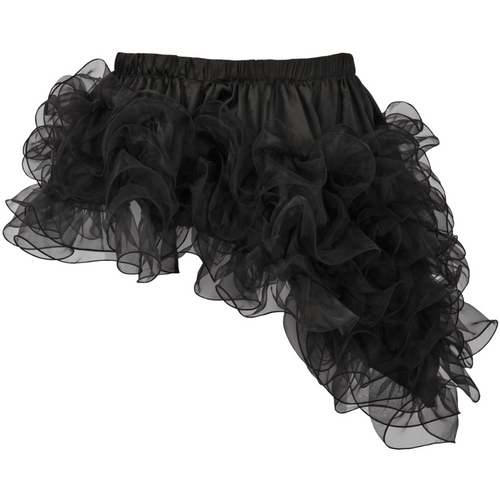 Ruffled Long Tutu : AC2001