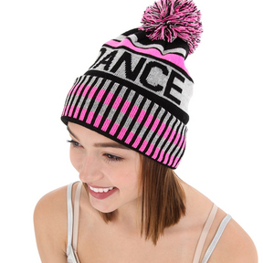 Dance Pom Hat