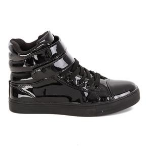 Alexandra Kids Glossy Sneaker