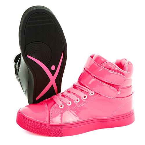 Alexandra Kids Glossy Sneaker : AC10C