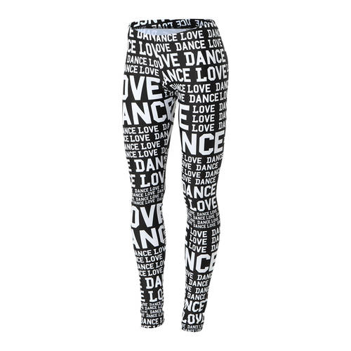 Alexandra Youth Love Dance Leggings : AC1000C