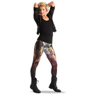 Alexandra Brown Solar Leggings : AC1002