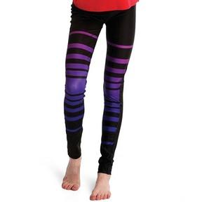 Girls Shredded Leggings