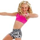 Alexandra Adult Love Dance Short : AC1014