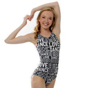 Alexandra Love Dance Leotard
