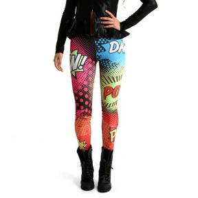 Alexandra Pop Art Leggings
