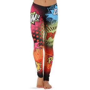 Alexandra Pop Art Leggings