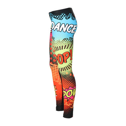 Alexandra Kids Pop Art Leggings : AC1023C
