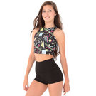 Racer Crop Top : AC1043