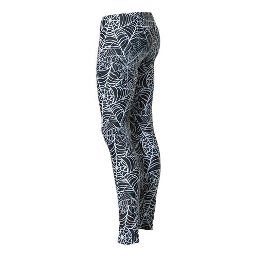 Youth Spider Web Legging : AC1053C