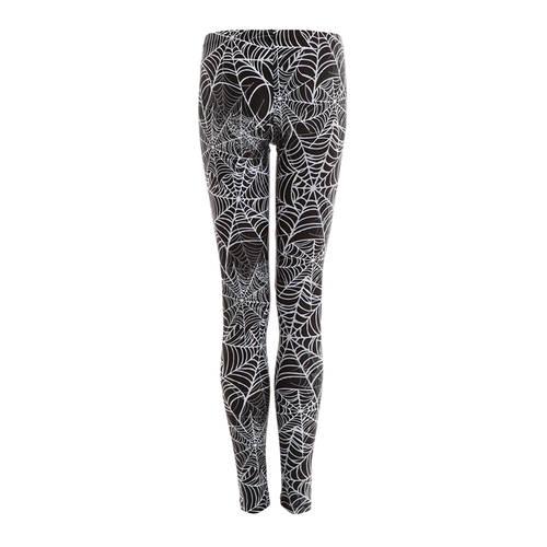 Youth Spider Web Legging : AC1053C