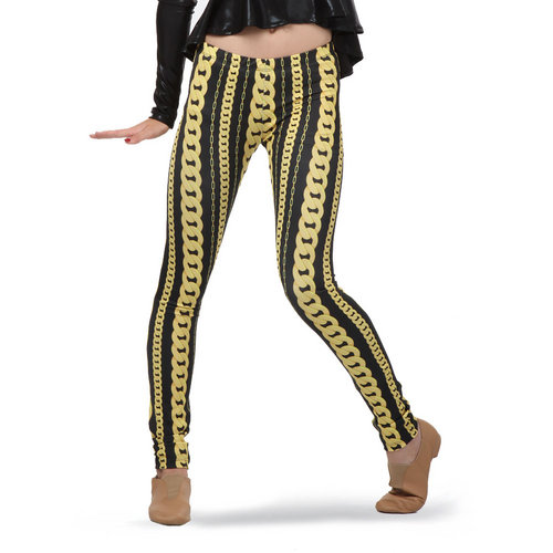 Alexandra Youth Chain Leggings : AC1055C