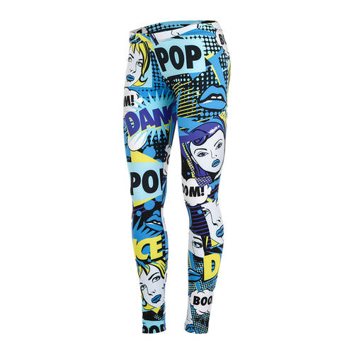 Girls Pow Leggings : AC1066C