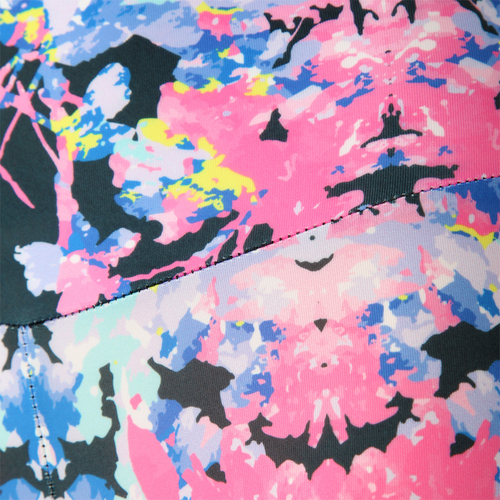 Multi Color Splatter Leggings : AC1068