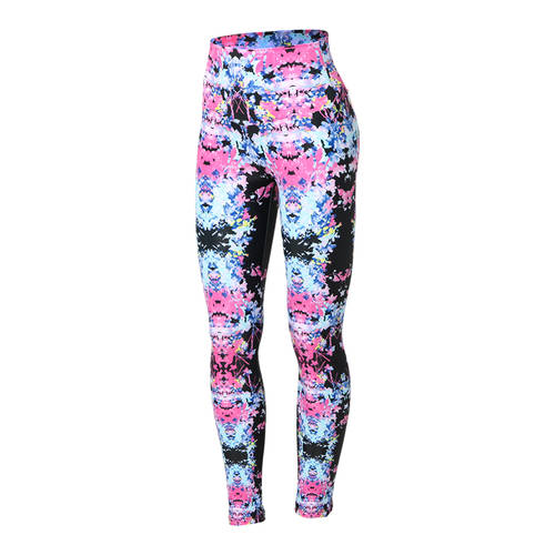 Girls Multi Color Splatter Leggings : AC1068C