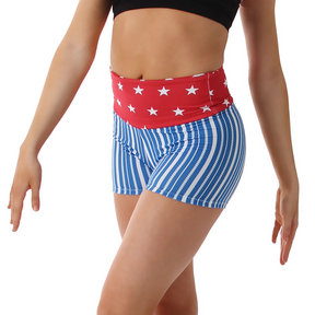 Kids Stars and Stripes Shorts
