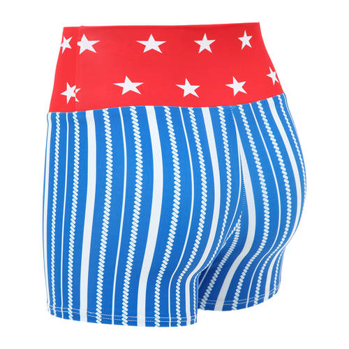 Stars and Stripes Shorts : AC1074C