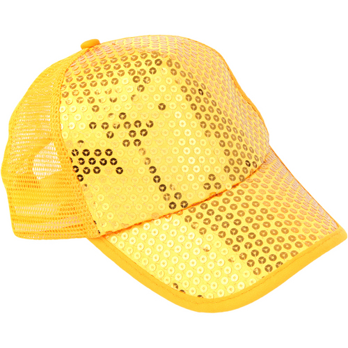 Sequin Trucker Hat : AC1080G