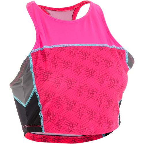 Pink Crop Top : AC1083