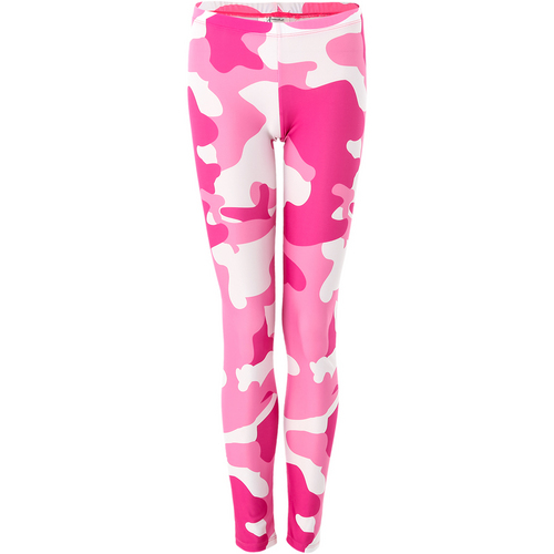 Cadet Pink Camo Legging : AC1100