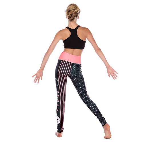 Girls Ballet-Hip Hop Legging : AC1108C